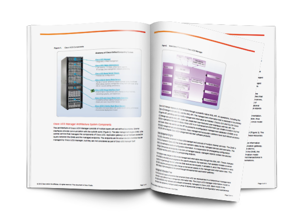 Cisco UCS Manager Architecture